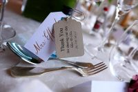 Wedding Favour Labels