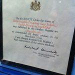 SSMAG certificate