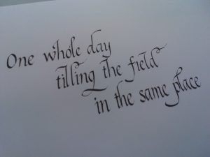 goffe calligraphy 12
