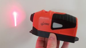 calligraphy laser level