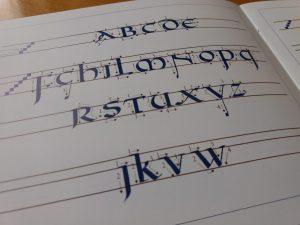 aladine calligraphy book