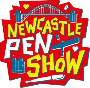 Newcastle Pen Show logo