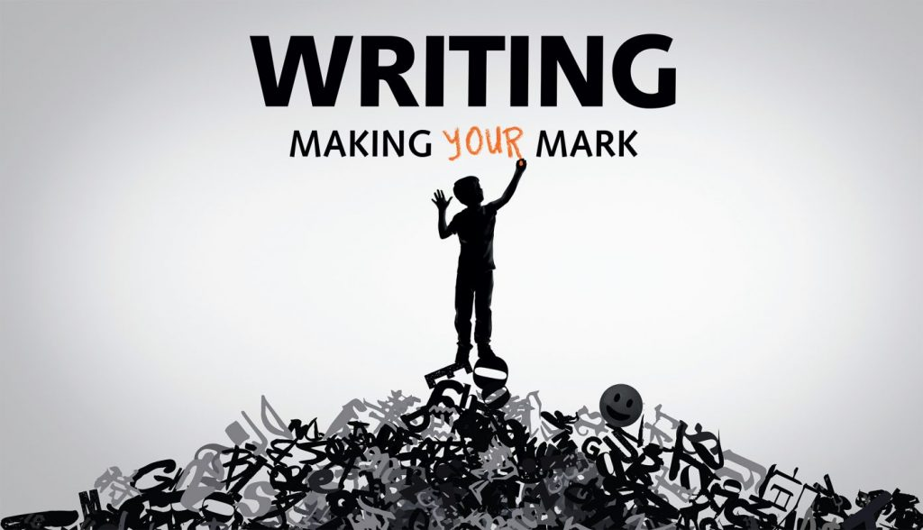 writing making your mark 1