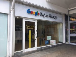 Google Digital Garage Sunderland