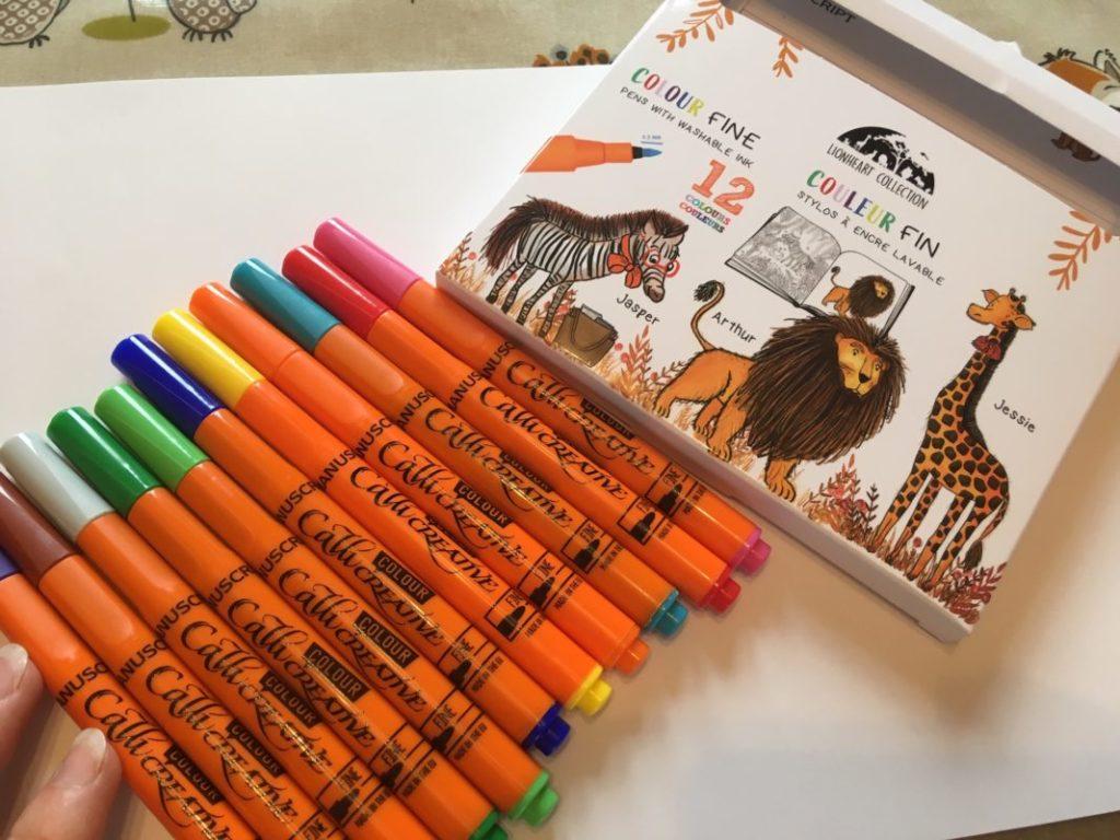 lionheart pens
