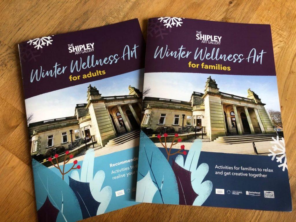 Winter Wellness Art packs