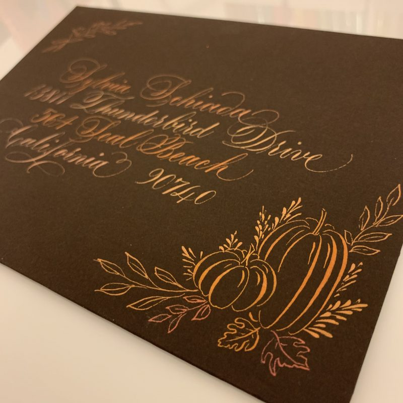 Joanne Taylor Calligraphy 2