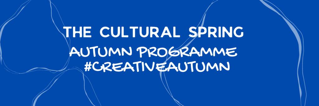 #creativeautumn